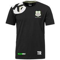 SG Kurort Hartha BW T-Shirt Unisex schwarz/grau
